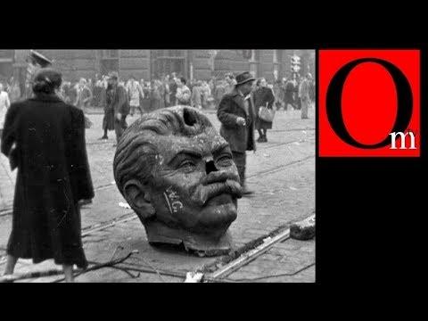 """""""Братская любовь"""" Москвы. Венгрия. Осень 1956 года"""