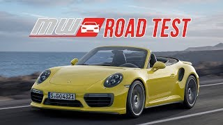 2018 Porsche 911 Turbo S Cabriolet | Road Test