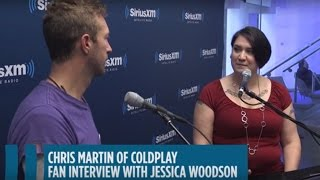 Chris Martin Fan Interview: Reflecting on Coldplay's Storied Career // SiriusXM // The Spectrum