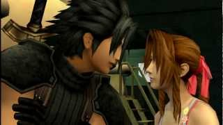 Crisis Core Final Fantasy VII (PSP on PS3 using Cobra USB Dongle)