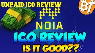 NOIA network ICO review|#Icoreview
