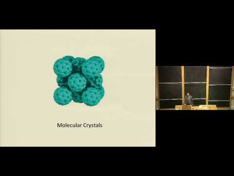 09  Geometry of Solids I Crystal Structure in Real Space