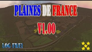 "[""PLAINES DE FRANCE V1.00"", ""PLAINES DE FRANCE"", ""FRANCE"", ""MAP Vorstellung Farming Simulator Ls17:PLAINES""]"