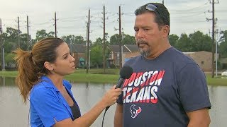 On the ground in Texas: Residents tell their story of Harvey's impact