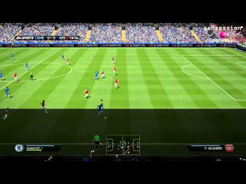 FIFA 14 (XBox One/PS4) Análisis Sensession 1080p