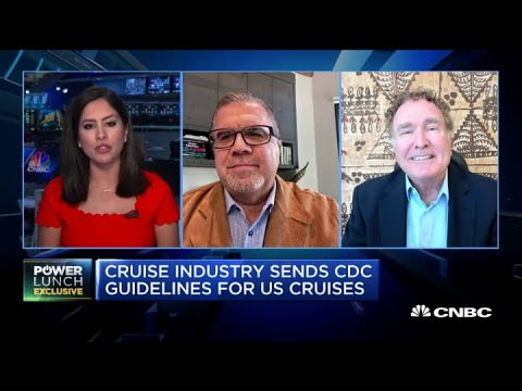 Royal Caribbean And Norwegian Cruise Line CEOs On Their Plans To Bring Back Passengers Safely