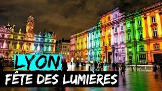 3 Minutes pour découvrir la Fête des Lumière   LYON - 2016 #DISCOVER