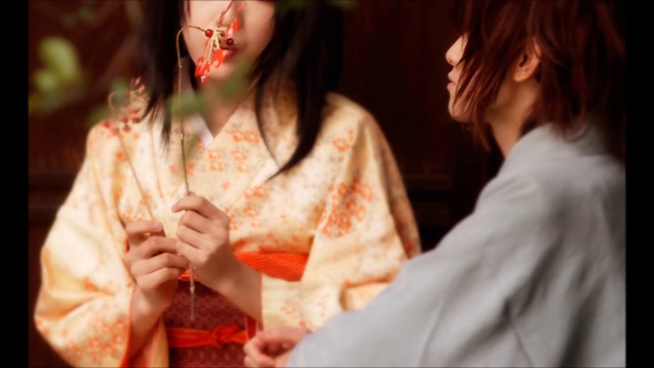 黎明録のEDイメージで沖田と千鶴^^byしぐま - Okita and Chizuru ^ ^ by ED image of the dawn