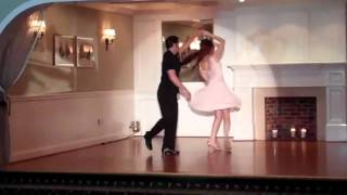 "Dirty Dancing ""The Time of my Life"" First Wedding Dance- Joanna and Jose"