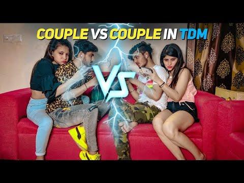 Download Couple VS Couple in TDM Match || Vishu Setia || Mehak gupta Ft. Shubham and Smriti In PUBG Mobile