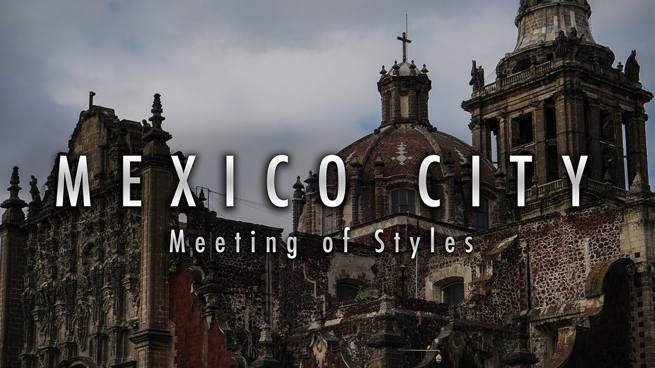 Taking Over Mexico City - Meeting of Styles