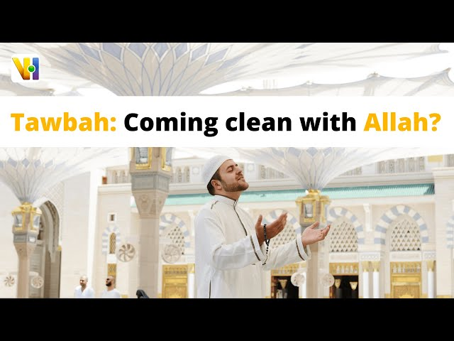 Tawbah: Coming Clean with Allah #shorts