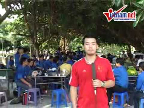 Vietnamese youth visited Spratly Islands 1