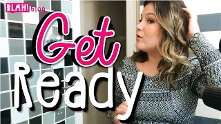 Get Ready With Me - Almoço no Japa (AMICA SEJE MENAS!) | Blah!Blog