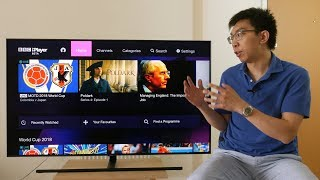 """Samsung 55"""" Q9FN Review: Firmware Update Improves Picture Quality"""