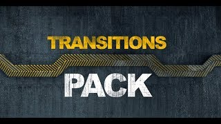 obs transitions template video, obs transitions template