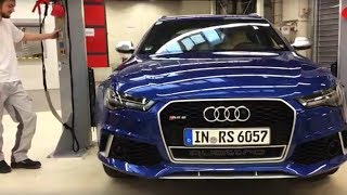 Azubi Projekt  Ausbildung bei Audi  Vielseitig