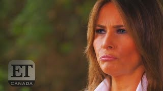Melania Trump: 'I'm The Most Bullied In The World'