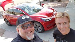 Tesla Garagen Talk. Alles was Ihr wissen müsst über das Model 3
