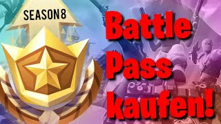 NEUEN SEASON 8 BATTLEPASS KAUFEN! | Fortnite Battle Royale | Battle Pass | V Bucks | Paul Play