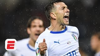 Italy winning in a way people are unaccustomed to - Gab Marcotti | Euro 2020 Qualifiers