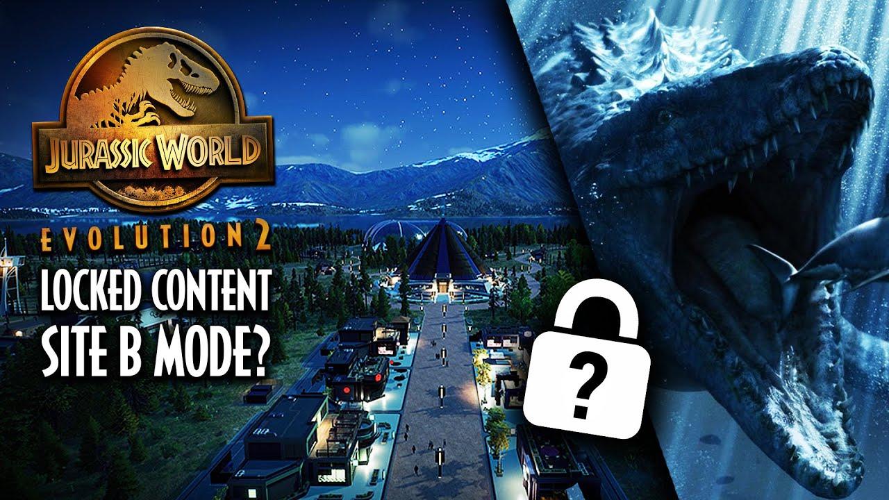 Oh no… LOCKED! Jurassic World Evolution 2 Feature Focus Sandbox and Challenge mode | JWE 2 NEWS