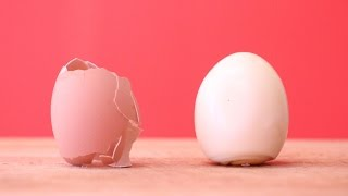 How to Peel aฑ Egg in under 10 Seconds- 3 Methods
