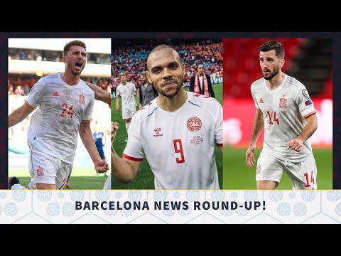 Barcelona News Round-Up FT Laporte, Gaya & Braithwaite!