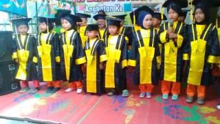 Lagu kebangsaan INDONESIA RAYA versi anak