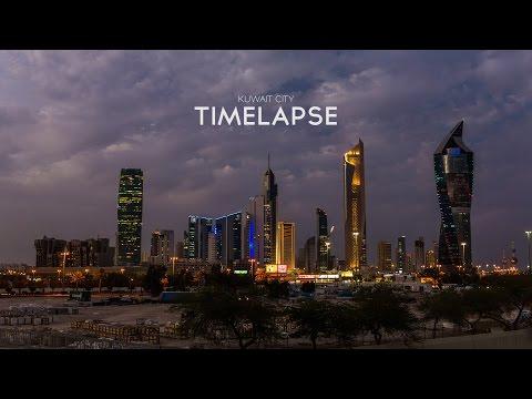 Kuwait City TimeLapse | 4K UHD