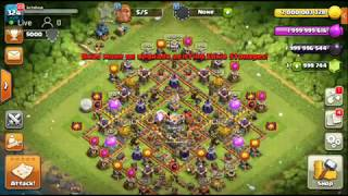 finally i I got coc server or hack mod download link given in video