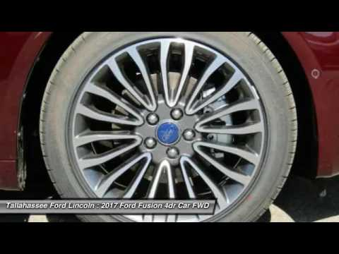 2017 Ford Fusion Tallahassee FL 184827