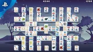 Mahjong Deluxe 3 - Gameplay Trailer | PS4