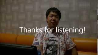 聴いてくださってありがとうございます! 歌う介護士:ツツミトモアキ(...