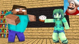 Monster School : Master Chef Cooking Challenge - Minecraft Animation minecraft