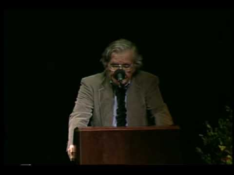Language and the Mind Revisited - The Rest of the World with Noam Chomsky