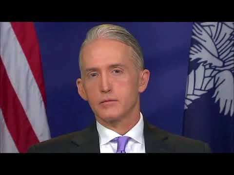 Trey Gowdy Reacts to Comey Memos