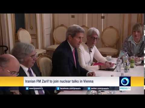 Iranian FM Zarif to join nuclear talks in Vienna