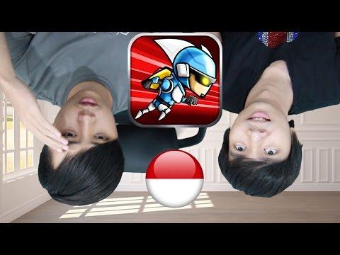 Pertarungan Gravitasi - Gravity Guy - IOS / Android Gameplay