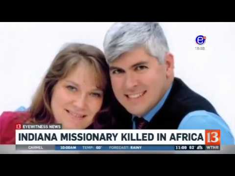 THE 6PM NEWS (US missionary Charles Wesco shot dead in Cameroon) - October 31st 2018