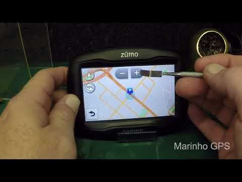 Utilizando melhor seu GPS Garmin Nuvi, Zumo e Navigator | Marinho GPS