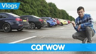 £650K worth of new cars - but what are they and why have I got them?| Mat Vlogs