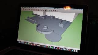Using SketchUp for Landscape Design: Part 4 Making Your Landscape Plan 3D
