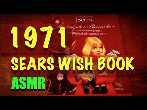 ASMR 1971 SEARS WISH BOOK - Part 2