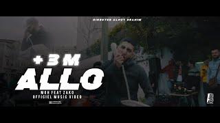 MOH - Allo Ft. ZAKO [Clip Officiel] Prod By SN Beats