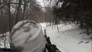 Flintlock Muzzleloader Deer Hunting 2012