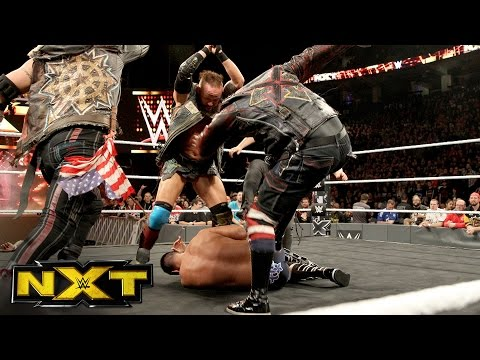 Eric Young unleashes SAnitY in Toronto: WWE NXT, Nov. 23, 2016