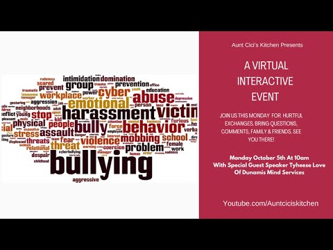 A Virtual Interactive Event For Hurtful Exchanges