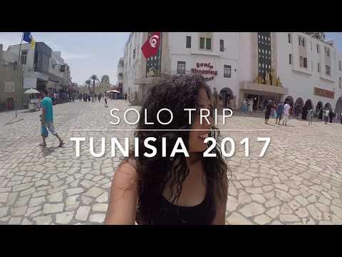 Tunisia Solo #Vlog كيف نشفى من حبك يا تونس