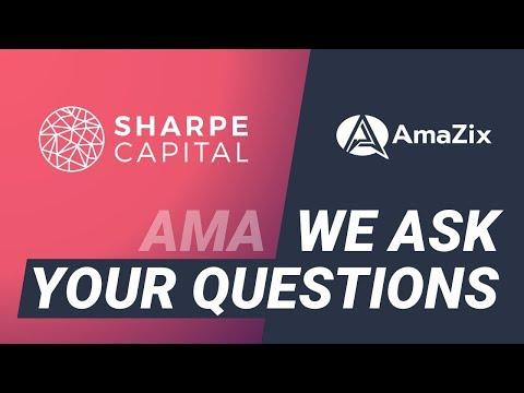 Sharpe Capital AMA with AmaZix